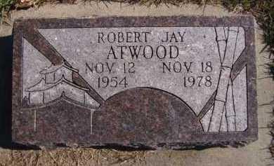 ATWOOD, ROBERT JAY - Moody County, South Dakota | ROBERT JAY ATWOOD - South Dakota Gravestone Photos