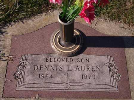 AUREN, DENNIS L - Moody County, South Dakota | DENNIS L AUREN - South Dakota Gravestone Photos