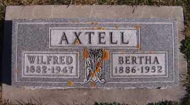 AXTELL, WILFRED - Moody County, South Dakota | WILFRED AXTELL - South Dakota Gravestone Photos