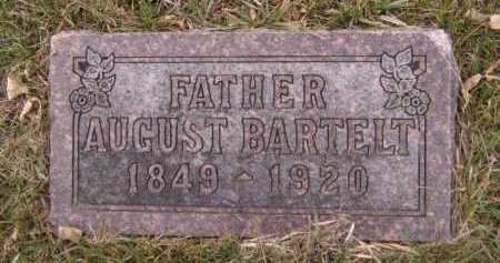 BARTELT, AUGUST - Moody County, South Dakota | AUGUST BARTELT - South Dakota Gravestone Photos