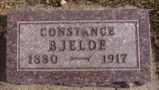 BJELDE, CONSTANCE - Moody County, South Dakota | CONSTANCE BJELDE - South Dakota Gravestone Photos