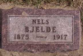 BJELDE, NELS - Moody County, South Dakota   NELS BJELDE - South Dakota Gravestone Photos