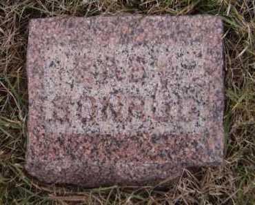 BONRUD, BABY - Moody County, South Dakota | BABY BONRUD - South Dakota Gravestone Photos