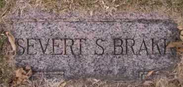 BRAKKE, SEVERT S - Moody County, South Dakota | SEVERT S BRAKKE - South Dakota Gravestone Photos