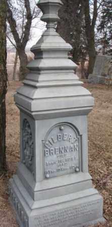 BRENNAN, VIRGIL - Moody County, South Dakota   VIRGIL BRENNAN - South Dakota Gravestone Photos
