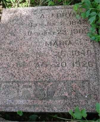 BRYAN, MARIE - Moody County, South Dakota | MARIE BRYAN - South Dakota Gravestone Photos