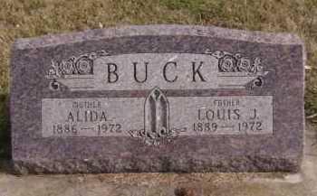 BUCK, LOUIS J - Moody County, South Dakota | LOUIS J BUCK - South Dakota Gravestone Photos