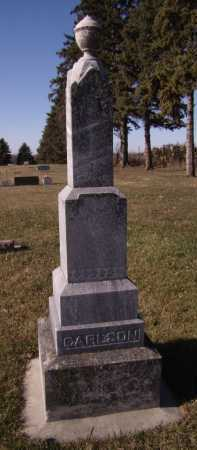 CARLSON, FAMILY - Moody County, South Dakota | FAMILY CARLSON - South Dakota Gravestone Photos
