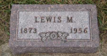CARLSON, LEWIS M - Moody County, South Dakota   LEWIS M CARLSON - South Dakota Gravestone Photos