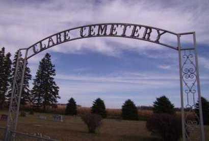 *CLARE LUTHERAN, GATE - Moody County, South Dakota | GATE *CLARE LUTHERAN - South Dakota Gravestone Photos