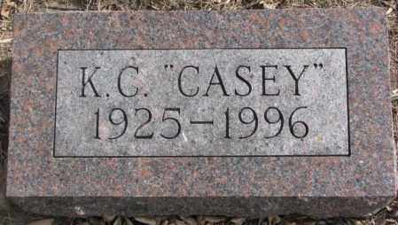 "CHAMLEY, K.C. ""CASEY"" - Moody County, South Dakota 