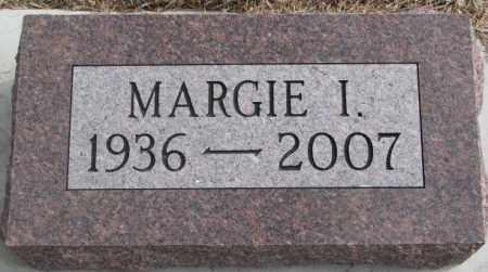 CHAMLEY, MARGIE I. - Moody County, South Dakota   MARGIE I. CHAMLEY - South Dakota Gravestone Photos