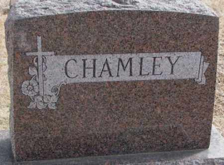 CHAMLEY, PLOT - Moody County, South Dakota | PLOT CHAMLEY - South Dakota Gravestone Photos