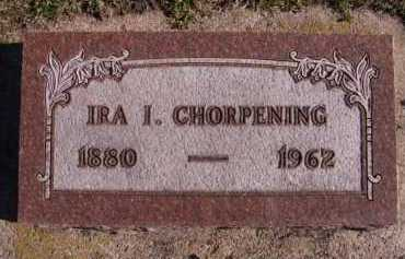 CHARPENING, IRA I - Moody County, South Dakota | IRA I CHARPENING - South Dakota Gravestone Photos