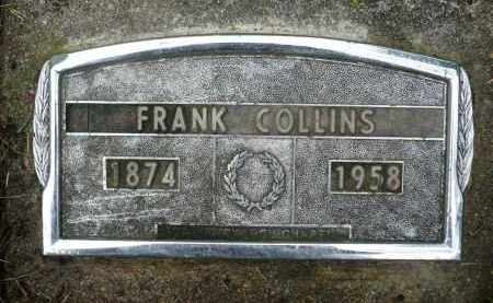 COLLINS, FRANK - Moody County, South Dakota | FRANK COLLINS - South Dakota Gravestone Photos