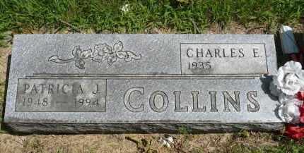 COLLINS, CHARLES E. - Moody County, South Dakota | CHARLES E. COLLINS - South Dakota Gravestone Photos