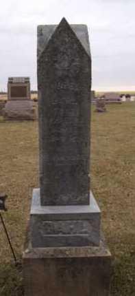 DAHL, ANDREAS - Moody County, South Dakota   ANDREAS DAHL - South Dakota Gravestone Photos