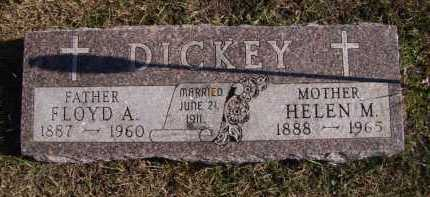 DICKEY, HELEN M - Moody County, South Dakota | HELEN M DICKEY - South Dakota Gravestone Photos