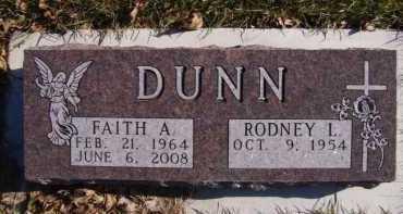 DUNN, FAITH A - Moody County, South Dakota | FAITH A DUNN - South Dakota Gravestone Photos