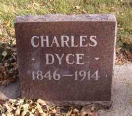 DYCE, CHARLES - Moody County, South Dakota | CHARLES DYCE - South Dakota Gravestone Photos