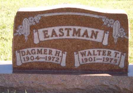 EASTMAN, WALTER T - Moody County, South Dakota | WALTER T EASTMAN - South Dakota Gravestone Photos
