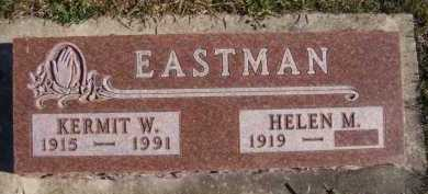 EASTMAN, HELEN M - Moody County, South Dakota | HELEN M EASTMAN - South Dakota Gravestone Photos
