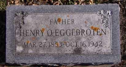 EGGEBROTEN, HENRY O - Moody County, South Dakota | HENRY O EGGEBROTEN - South Dakota Gravestone Photos