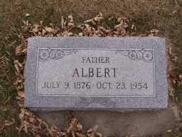ELLEFSON, ALBERT - Moody County, South Dakota | ALBERT ELLEFSON - South Dakota Gravestone Photos