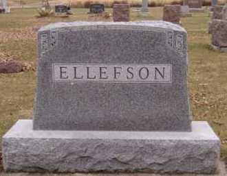 ELLEFSON, FAMILY - Moody County, South Dakota   FAMILY ELLEFSON - South Dakota Gravestone Photos