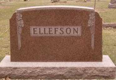 ELLEFSON, FAMILY - Moody County, South Dakota | FAMILY ELLEFSON - South Dakota Gravestone Photos