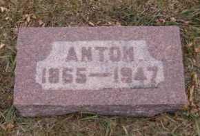 ERICKSON, ANTON - Moody County, South Dakota | ANTON ERICKSON - South Dakota Gravestone Photos