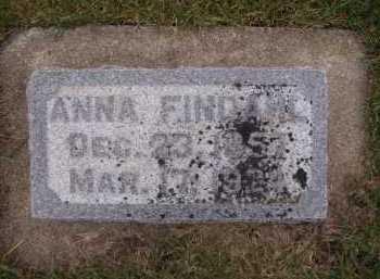 FINDAHL, ANNA - Moody County, South Dakota | ANNA FINDAHL - South Dakota Gravestone Photos