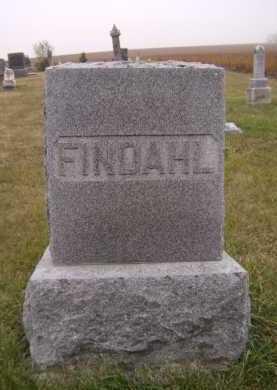 FINDAHL, FAMILY - Moody County, South Dakota | FAMILY FINDAHL - South Dakota Gravestone Photos