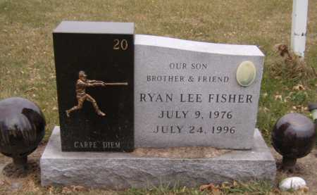 FISHER, RYAN LEE - Moody County, South Dakota | RYAN LEE FISHER - South Dakota Gravestone Photos