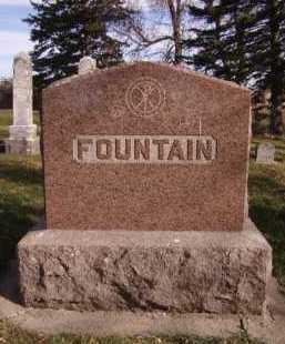 FOUNTAIN, FAMILY - Moody County, South Dakota | FAMILY FOUNTAIN - South Dakota Gravestone Photos