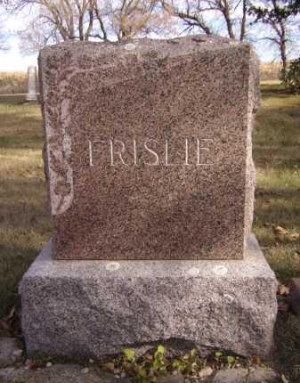 FRISLIE, FAMILY - Moody County, South Dakota | FAMILY FRISLIE - South Dakota Gravestone Photos