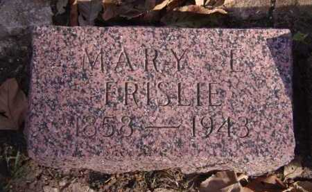 FRISLIE, MARY E - Moody County, South Dakota | MARY E FRISLIE - South Dakota Gravestone Photos