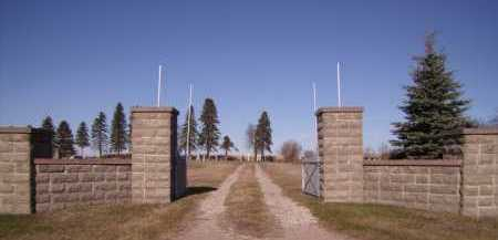 *SUNNYSIDE, GATE - Moody County, South Dakota | GATE *SUNNYSIDE - South Dakota Gravestone Photos