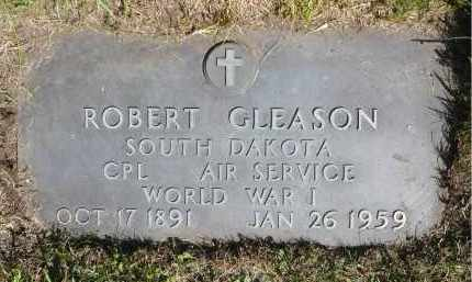 GLEASON, ROBERT ROLLIN (WWI) - Moody County, South Dakota | ROBERT ROLLIN (WWI) GLEASON - South Dakota Gravestone Photos
