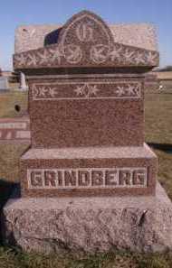 GRINDBERG, FAMILY - Moody County, South Dakota | FAMILY GRINDBERG - South Dakota Gravestone Photos