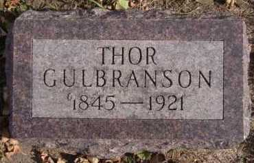 GULBRANSON, THOR - Moody County, South Dakota | THOR GULBRANSON - South Dakota Gravestone Photos