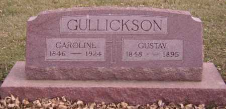 GULLICKSON, CAROLINE - Moody County, South Dakota | CAROLINE GULLICKSON - South Dakota Gravestone Photos