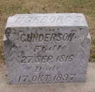 SIMONSDTR GUNDERSON, INGEBORG S - Moody County, South Dakota | INGEBORG S SIMONSDTR GUNDERSON - South Dakota Gravestone Photos