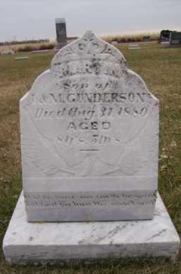 GUNDERSON, MARTIN - Moody County, South Dakota | MARTIN GUNDERSON - South Dakota Gravestone Photos