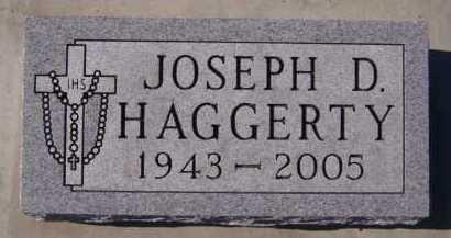 HAGGERTY, JOSEPH D - Moody County, South Dakota | JOSEPH D HAGGERTY - South Dakota Gravestone Photos