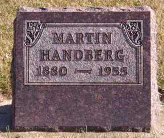 HANDBERG, MARTIN - Moody County, South Dakota | MARTIN HANDBERG - South Dakota Gravestone Photos