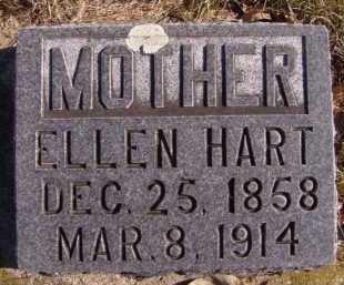 HART, ELLEN - Moody County, South Dakota   ELLEN HART - South Dakota Gravestone Photos
