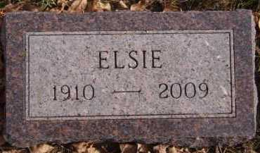 HART, ELSIE - Moody County, South Dakota | ELSIE HART - South Dakota Gravestone Photos