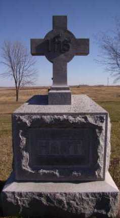 HART, FAMILY - Moody County, South Dakota | FAMILY HART - South Dakota Gravestone Photos