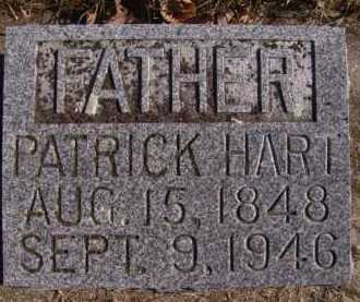 HART, PATRICK - Moody County, South Dakota | PATRICK HART - South Dakota Gravestone Photos